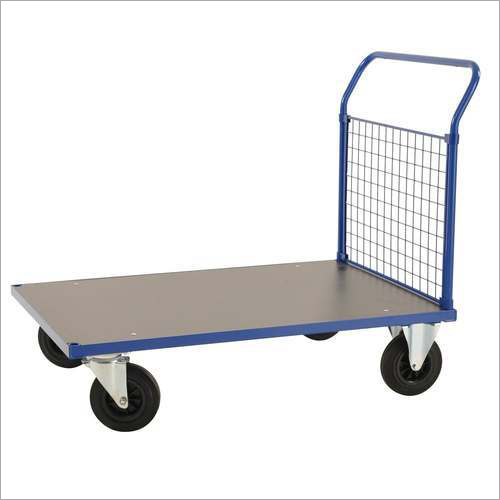 Wheel Based Platform Hand Trolley