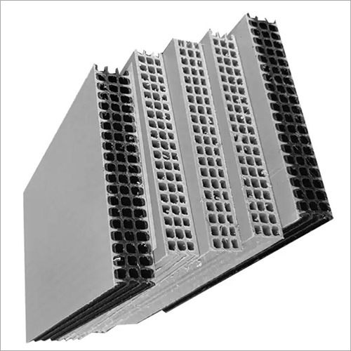 Reusable Hollow Plastic Formwork Sheet