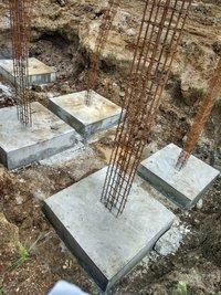 Concrete Footing Formwork Service