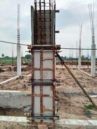 Concrete Column Formwork Service