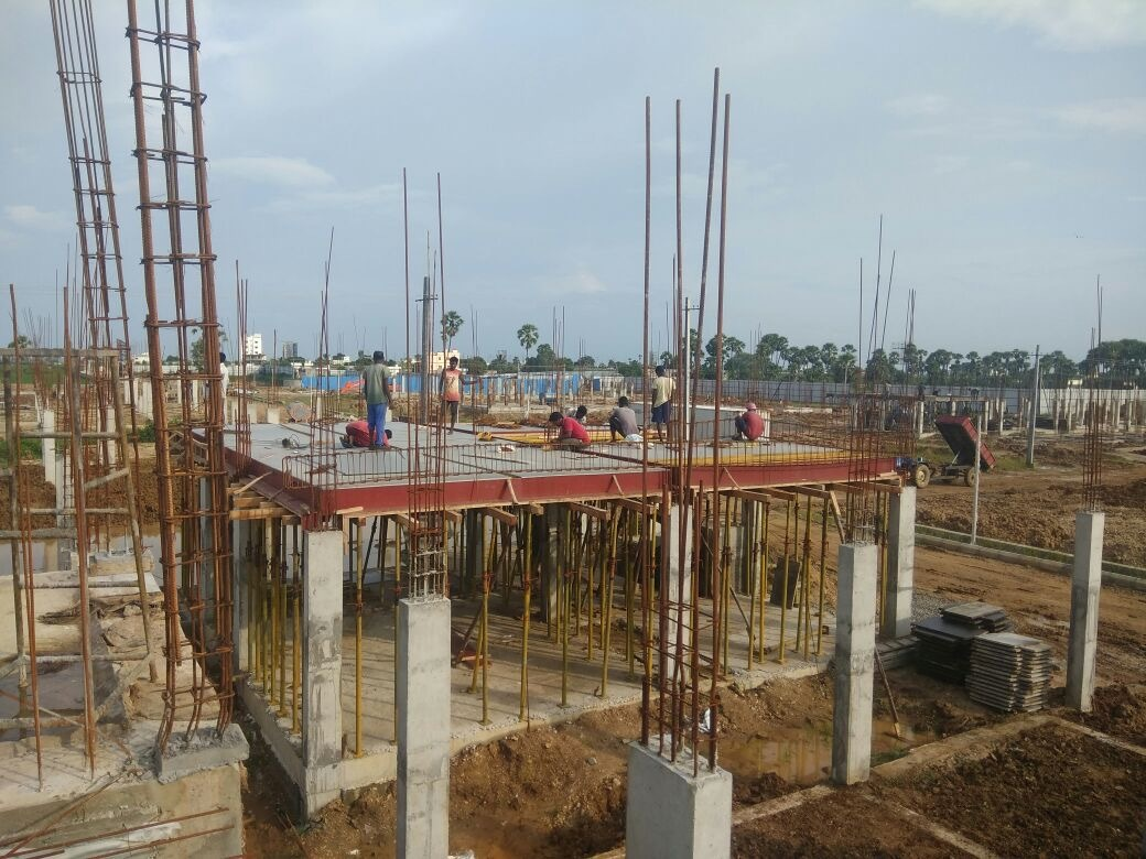 Concrete Slab Formwork Service