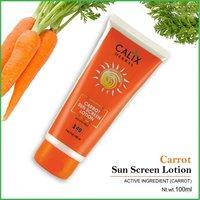 HerbalCarrot Sun Screen Lotion