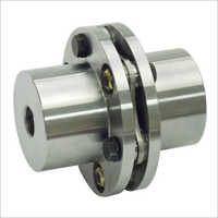 Single 6 Bolt Disc Coupling