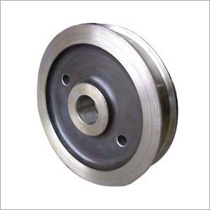 Steel Railway Wheel