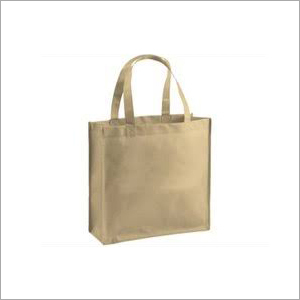 Non Woven Grocery Plain Carry Bag