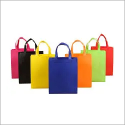 Single Color Non Woven Plain Bag
