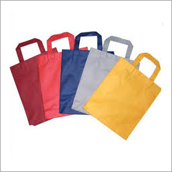 U Cut Non Woven Plain Bag