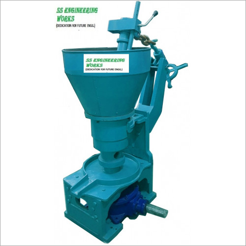 Compact Low Height Rotary Oil Mill Machine
