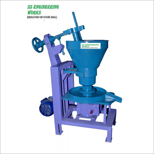 Single Phase Rotary Oil Mill Machine