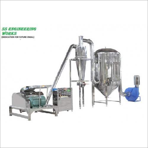 Chilli Pulverizer Mill Machine