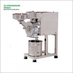 SS Grinder Machine