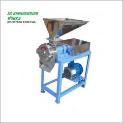 Stainless Steel Grinder Machine