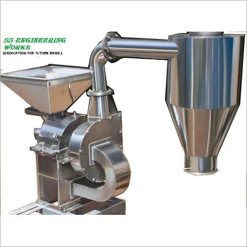 100KG Stainless Steel Pulverizer Machine