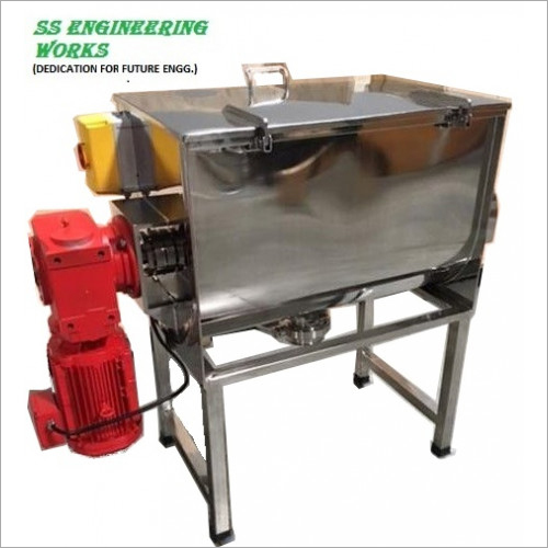 250 KG Per Batch Ribbon Blender Machine