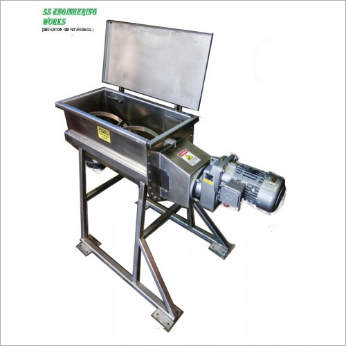 150 KG Per Batch Ribbon Blender Machine