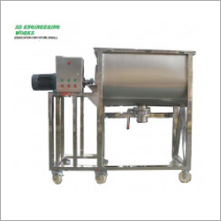200 KG Per Batch Ribbon Blender Machine