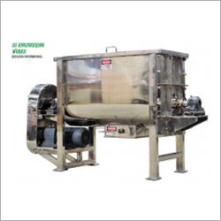 500 KG Per Batch Ribbon Blender Machine