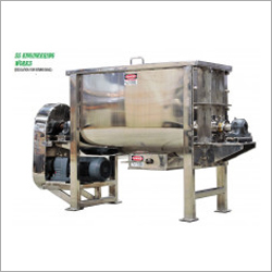 500 KG Per Batch Ribbon Blender Machine