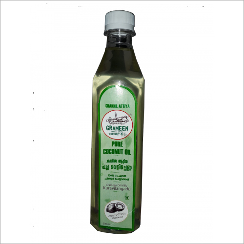 500 ML Pure Coconut Oil