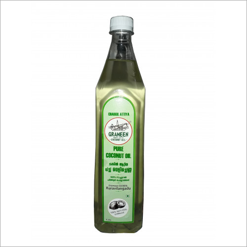 1000 ML Pure Coconut Oil