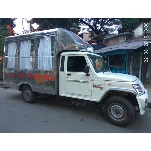 AC Hearse Van Body