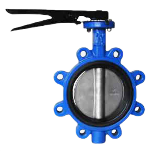 Single Flanged Butterfly Valve