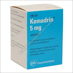 Kemadrin Tablets