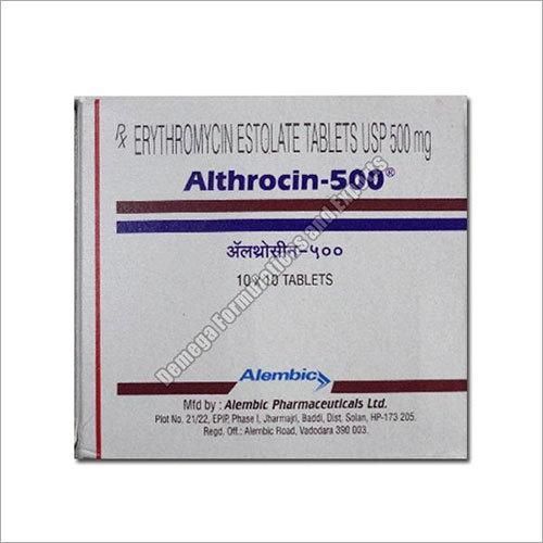 Althrocin Tablets