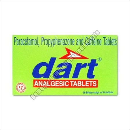 Analgesic Tablets