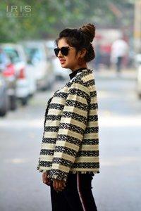 Jacquard Printed Jacket