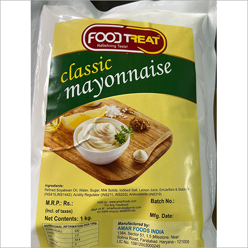 1 Kg Classic Mayonnaise