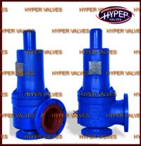 Flange End Pressure Relief Valves