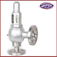 Hastelloy C Flange End Safety Relief Valve