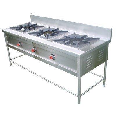 3 Burner Cooking Gas Range