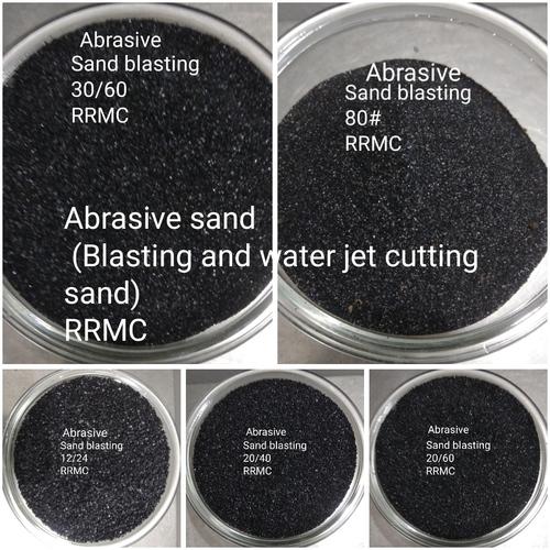 abrasive sand blasting