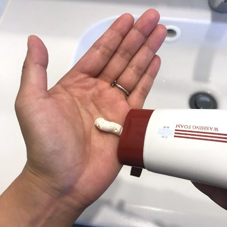 HAS Washing Foam, 120g  - SPA Treatment