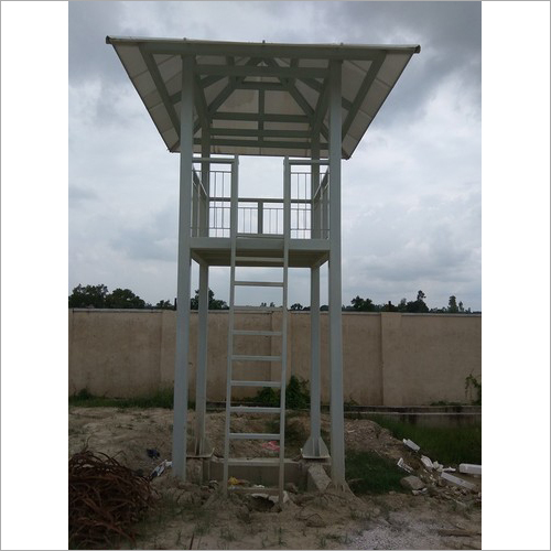 Industrial Watch Tower