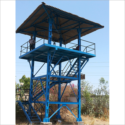 SS Security Watch Tower