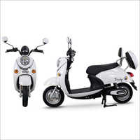 White Colour Yoga Electric Scooter
