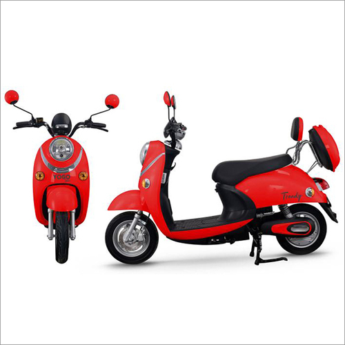Red Colour Yoga Electric Scooter