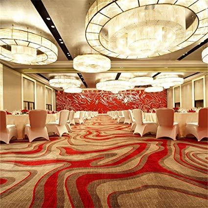 Banquet Carpet - Waves