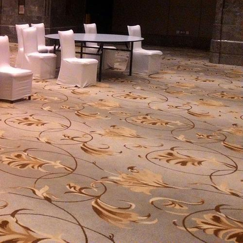 Golden Leaf - Banquet Carpet