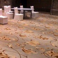 Golden Leaf - Banquet Carpet