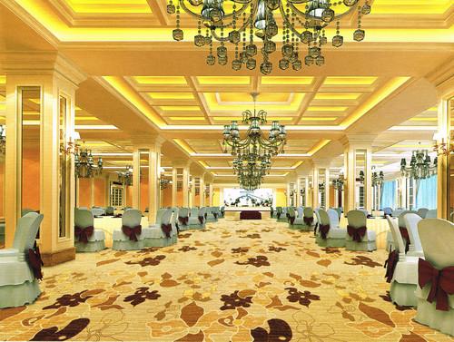 Bright Flower - Banquet Carpet