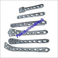 Orthopaedic Locking Plate
