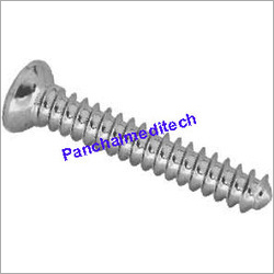 Orthopedic 3.5 MM Cortex Screw Pitch