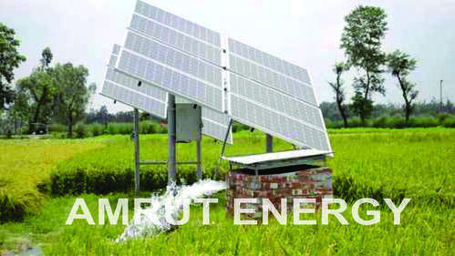 10 HP AC Solar Pump