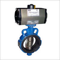 Chain Wheel Operated Butterfly valve