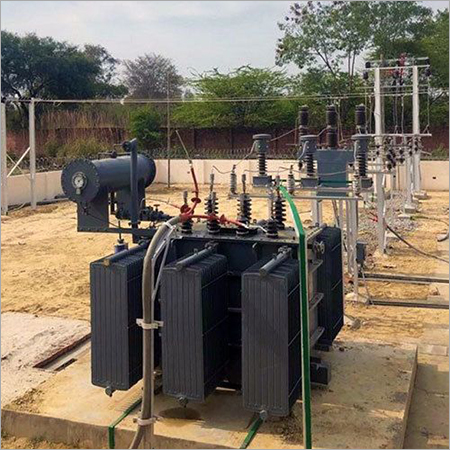 Installation Of Substation