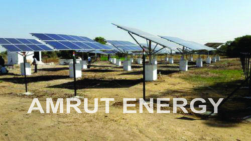 15 HP Solar Irrigation System